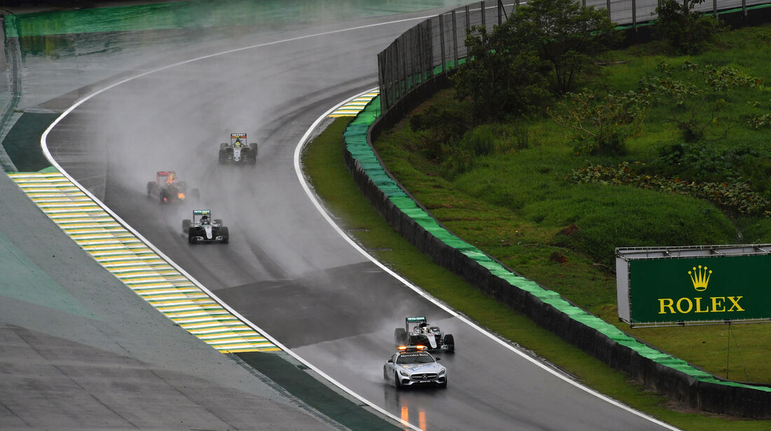 Safety Car - GP Brasilien 2016 - Interlagos - Rennen