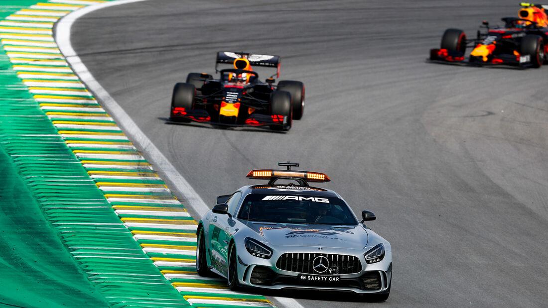 Safety-Car - GP Brasilien 2019