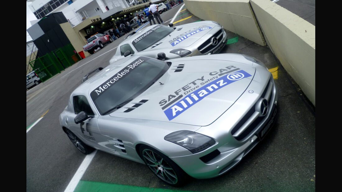 Safety-Car - GP Brasilien - 24. November 2011