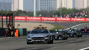 Safety-Car - GP China 2015