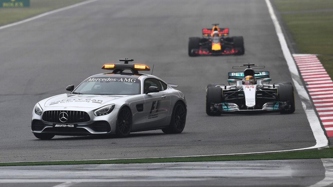 Safety-Car - GP China 2017
