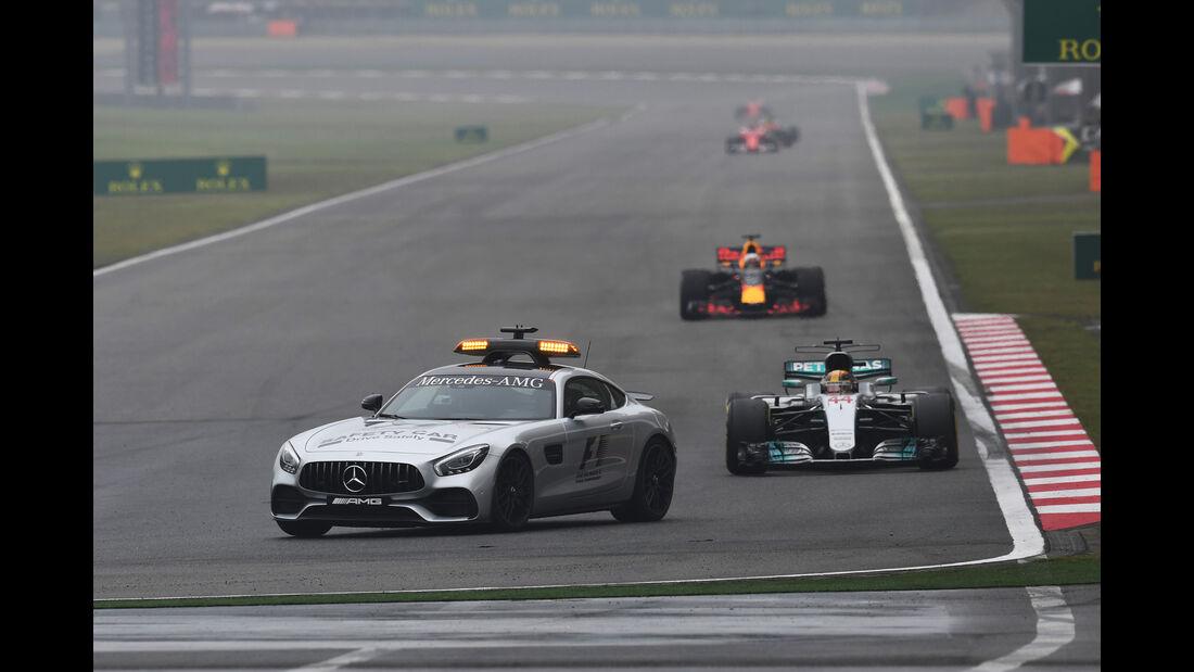 Safety Car - GP China 2017 - Shanghai - Rennen