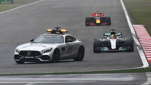 Safety-Car - GP China 2017