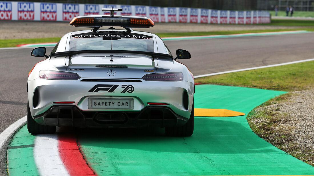 Safety Car - GP Emilia-Romagna 2020 - Imola - Rennen