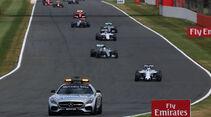 Safety-Car - GP England 2015