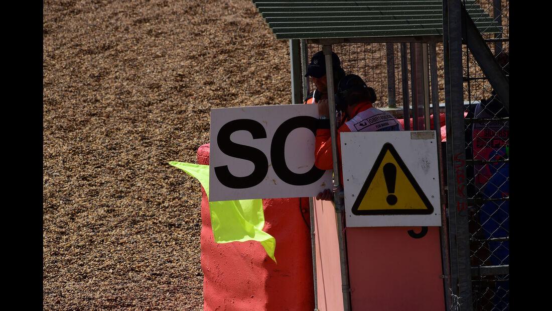 Safety Car - GP England 2016 - Silverstone - Rennen