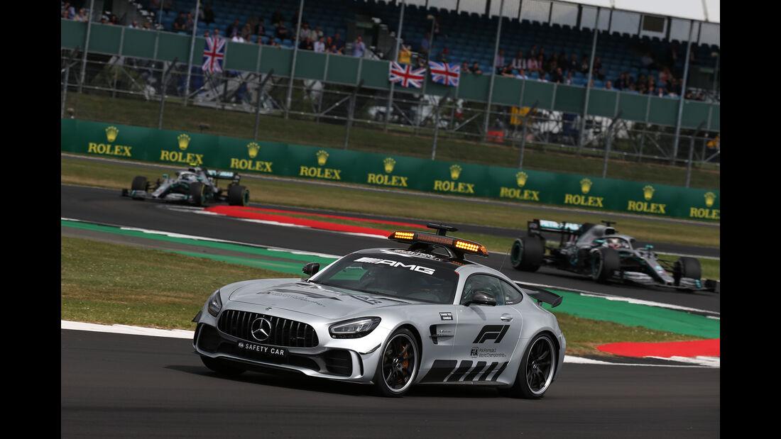 Safety Car - GP England 2019 - Silverstone - Rennen