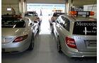 Safety Car - GP England - Silverstone - Do. 7. Juli 2011