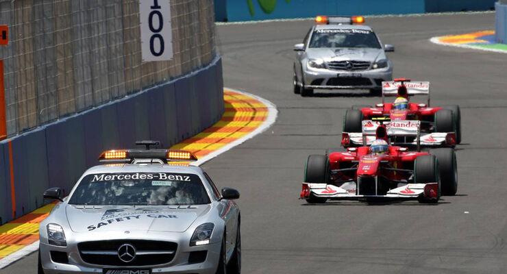 Safety Car GP Europa