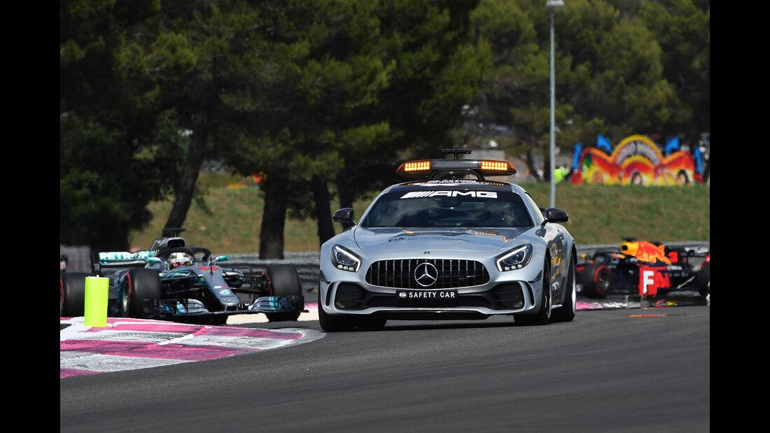 Safety-Car - GP Frankreich 2018