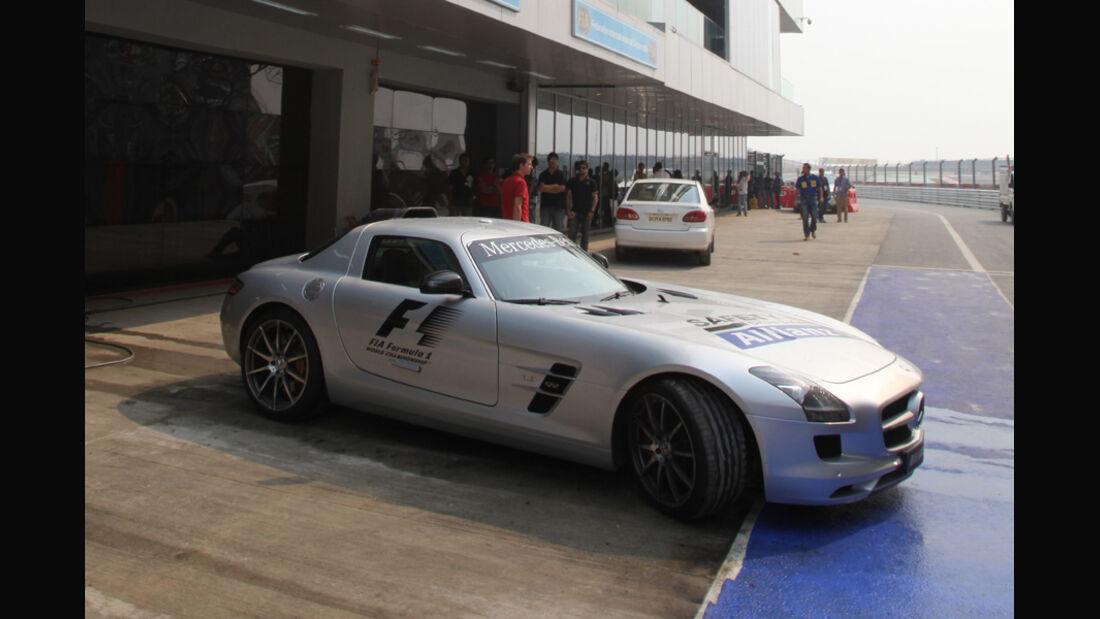 Safety-Car - GP Indien - 27.10.2011