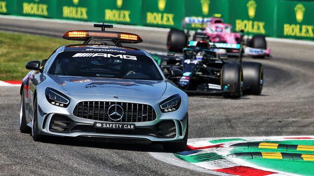 Safety-Car - GP Italien 2020