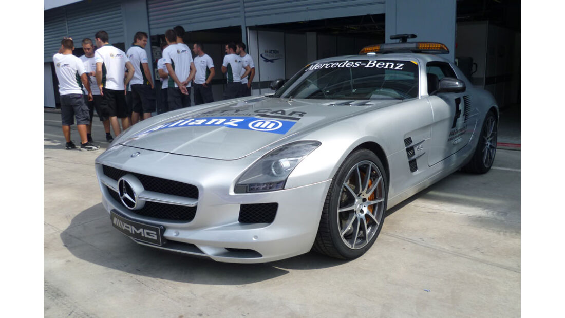 Safety-Car - GP Italien - 8. September 2011
