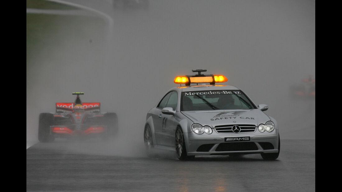 Safety Car - GP Japan 2007