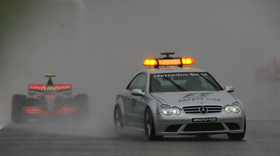 Safety Car - GP Japan 2007