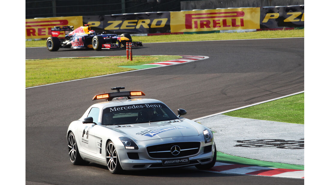 Safety-Car GP Japan 2012