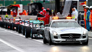Safety-Car - GP Japan 2014