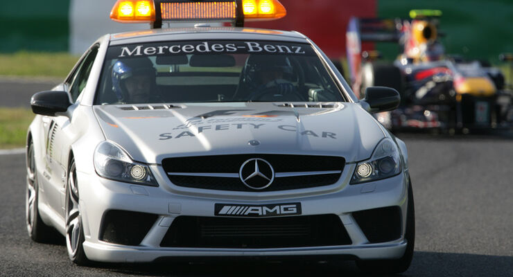 Safety-Car GP Japan