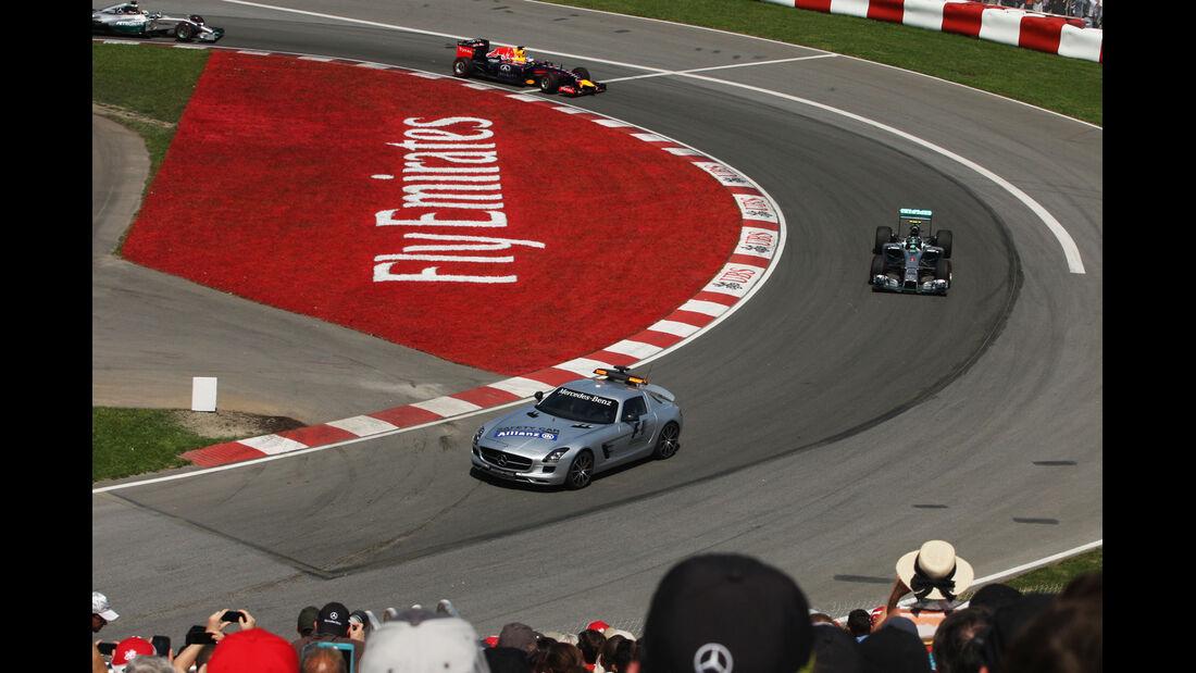 Safety-Car - GP Kanada 2014