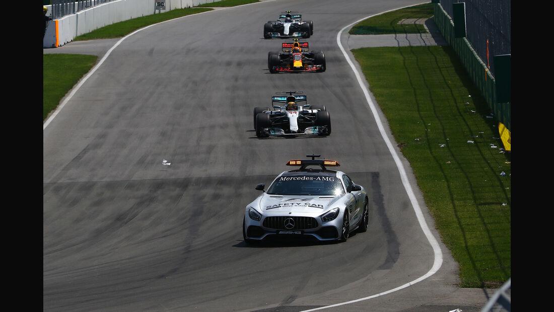 Safety-Car - GP Kanada 2017