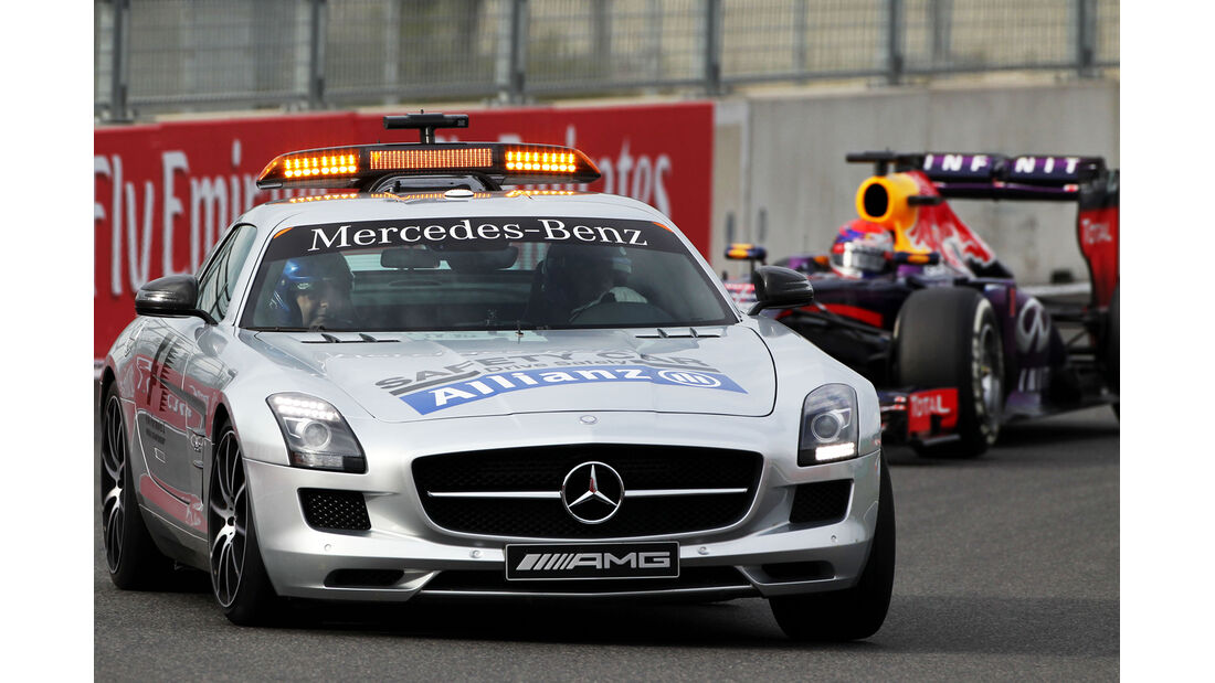 Safety-Car - GP Korea 2013