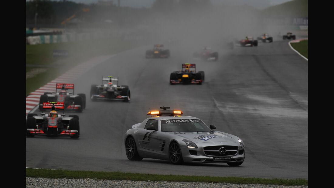 Safety-Car GP Malaysia 2012