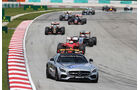 Safety-Car - GP Malaysia 2015