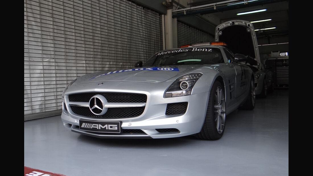 Safety-Car - GP Malaysia - 22. März 2012