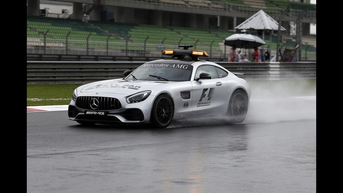 Safety-Car - GP Malaysia - Sepang - 29. Oktober 2017