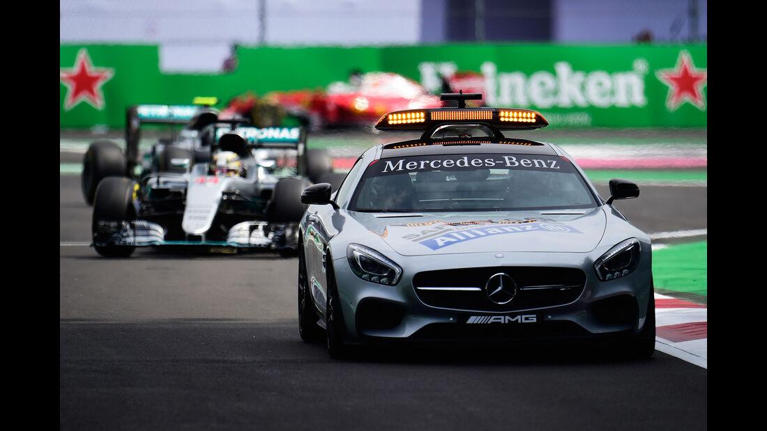 Safety-Car - GP Mexiko 2016