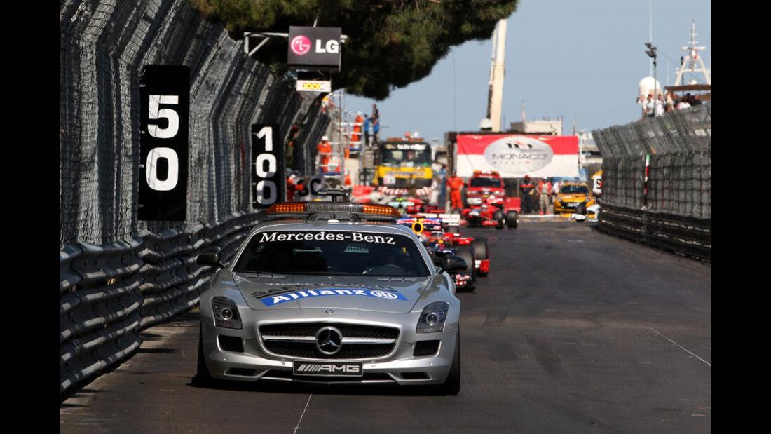 Safety-Car GP Monaco 2011