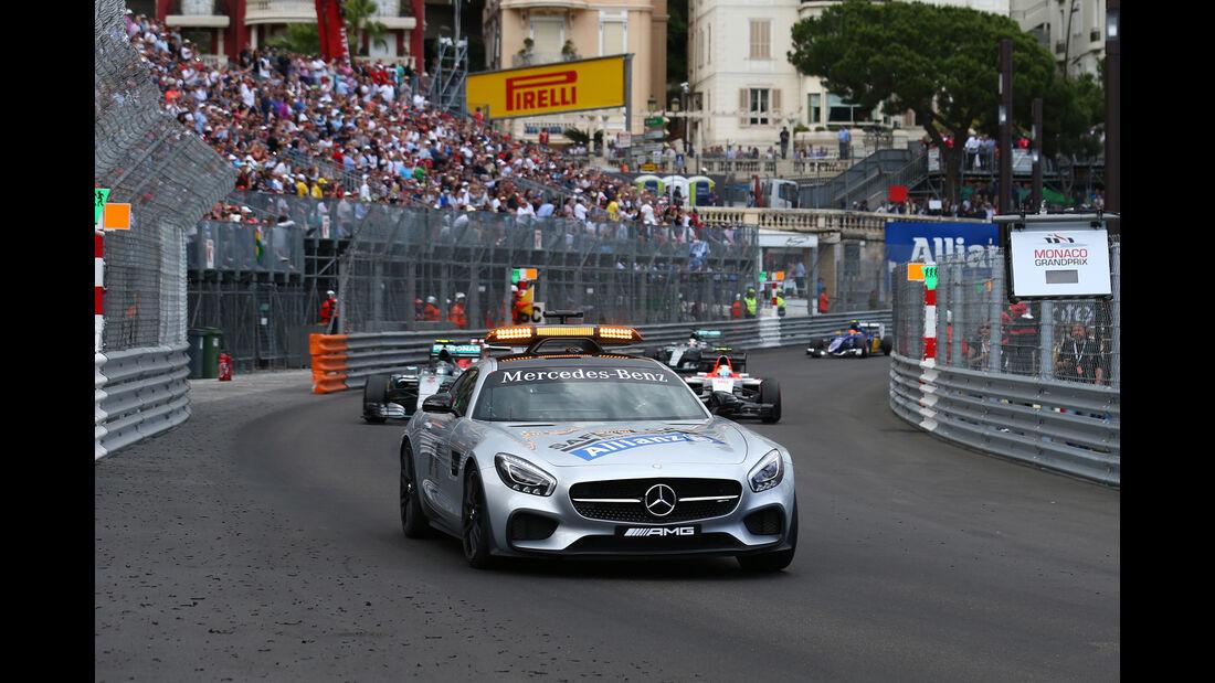 Safety-Car - GP Monaco 2015
