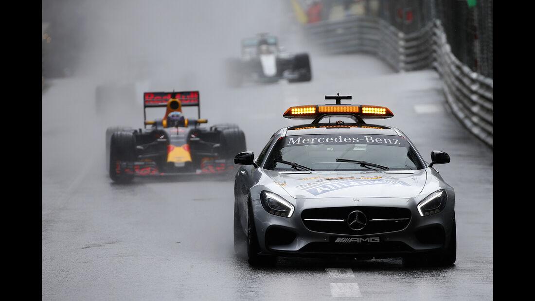 Safety-Car - GP Monaco 2016