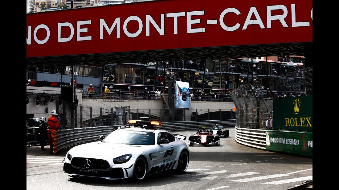 Safety-Car - GP Monaco 2018