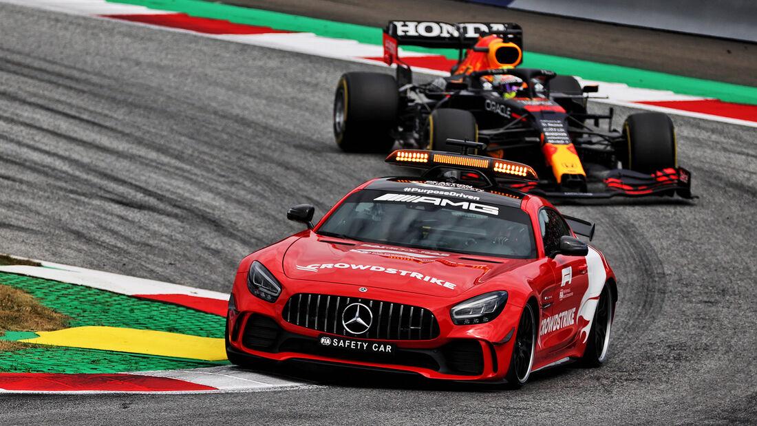 Safety Car - GP Österreich 2021 - Spielberg - Rennen