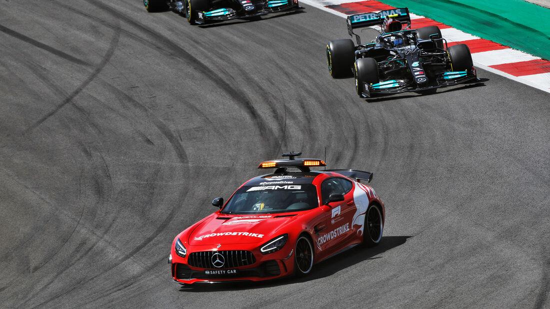 Safety-Car - GP Portugal - Formel 1 - 2. Mai 2021