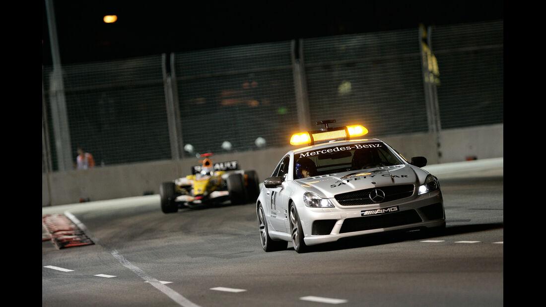 Safety-Car - GP Singapur 2008