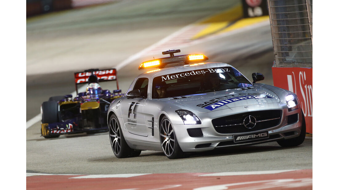 Safety Car - GP Singapur 2013