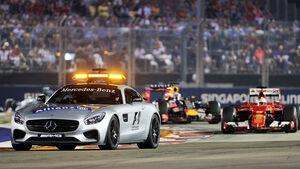 Safety-Car - GP Singapur 2015
