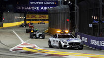 Safety-Car - GP Singapur 2016