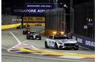 Safety-Car - GP Singapur 2016
