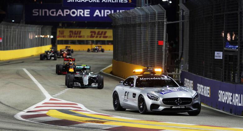 Neue Formel 1-Regeln für 2017