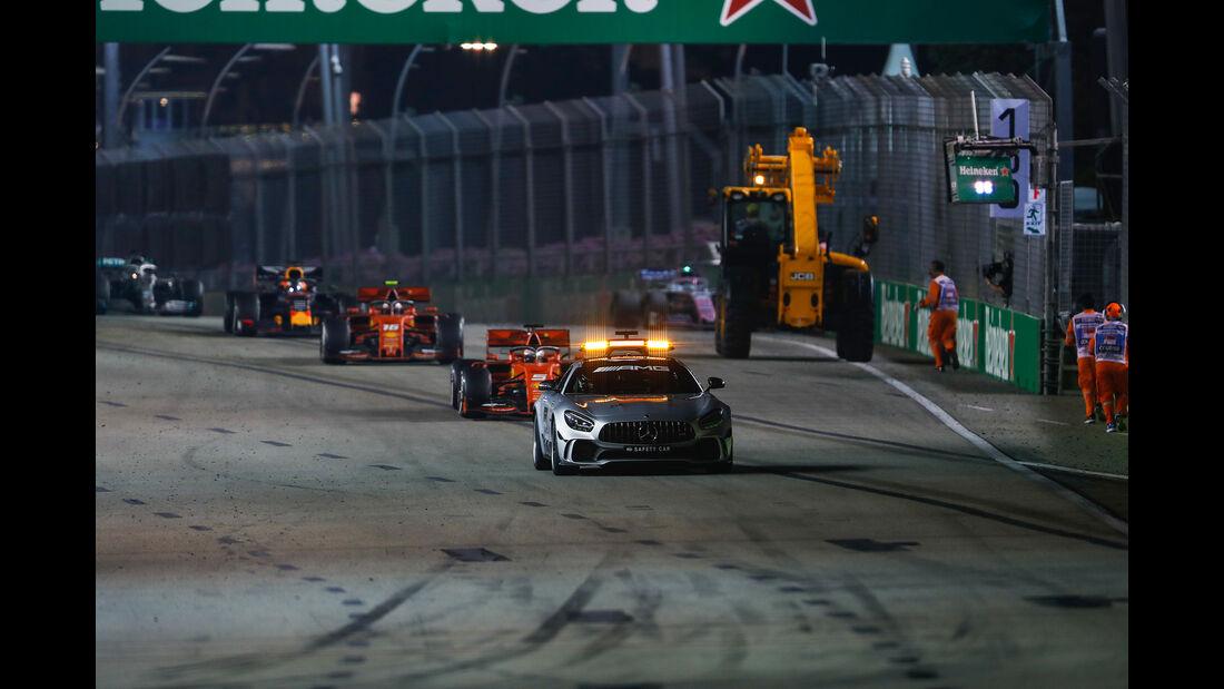 Safety Car - GP Singapur 2019 - Rennen