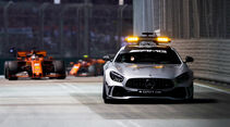 Safety-Car - GP Singapur 2019