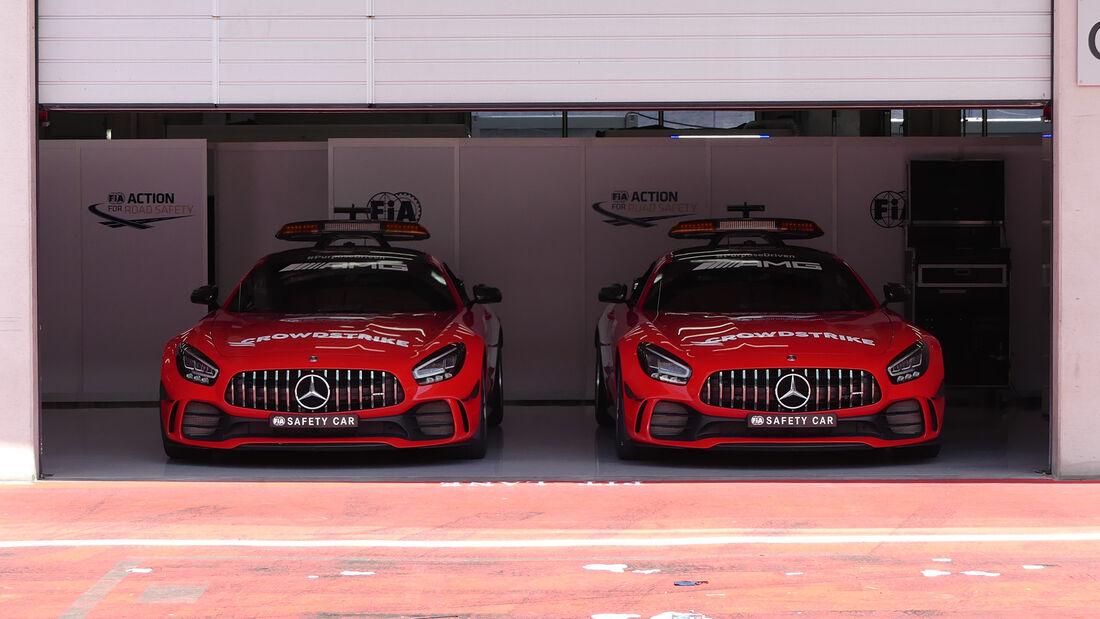 Safety-Car - GP Steiermark - Spielberg - 24. Juni 2021