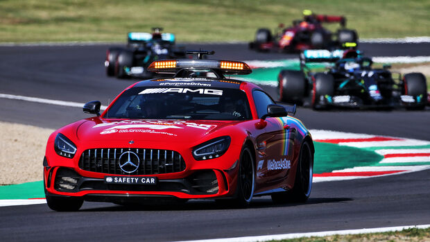 Safety-Car - GP Toskana Mugello - 2020