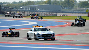 Safety-Car - GP USA 2013