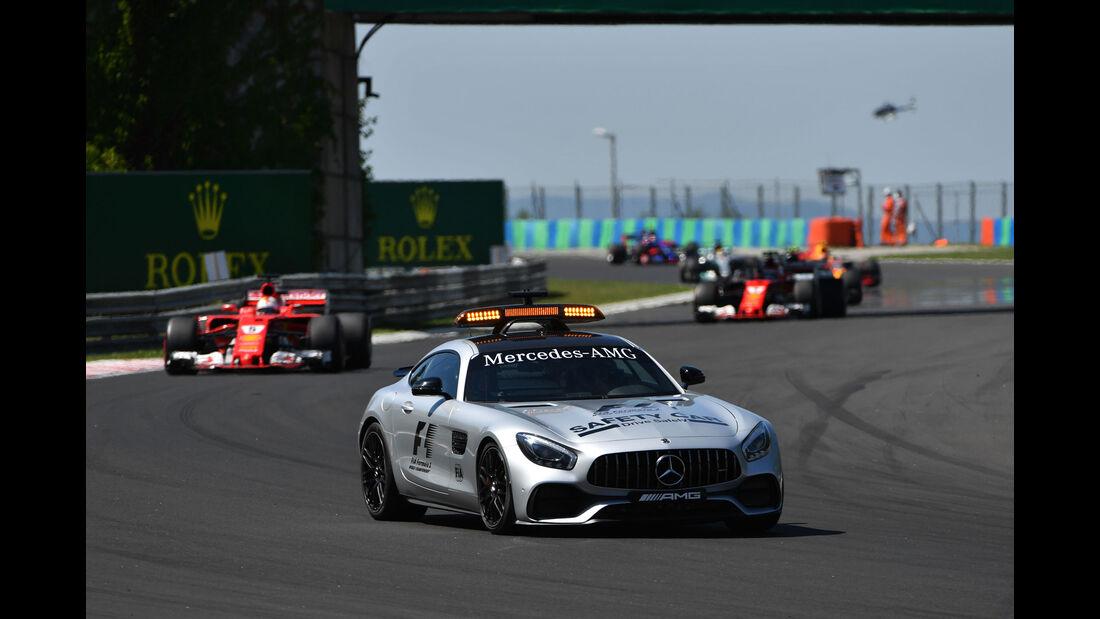 Safety Car - GP Ungarn 2017 - Budapest - Rennen