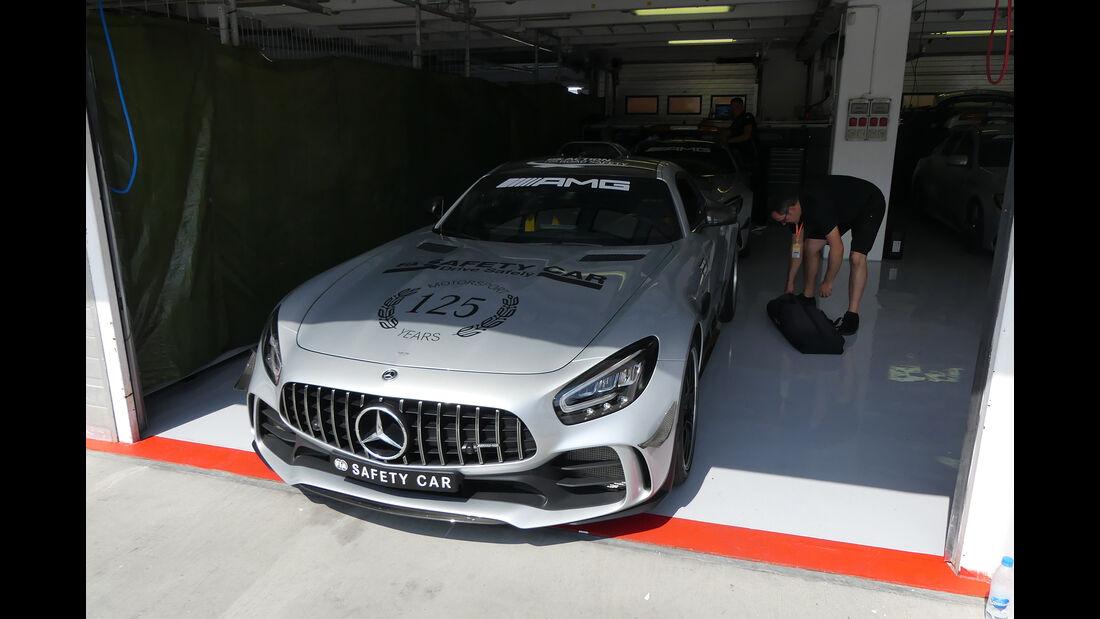 Safety Car - GP Ungarn - Budapest - Hungaroring - Mittwoch - 31.07.2019