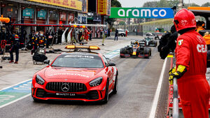 Safety-Car - Imola - Formel 1 - GP Emilia Romagna - 2021